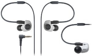Audio-Technica ATH-IM50 Dual symphonic-driver In-ear Monitor