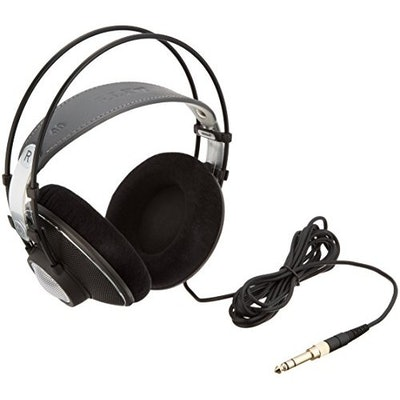 AKG Pro Audio K612PRO Reference Studio Headphone: Musical Instruments