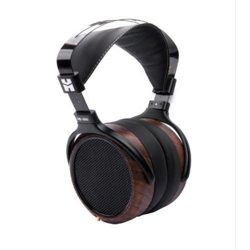 Hifiman HE-560 Full-Size Planar Magnetic Over-Ear Headphones (Black/Woodgrain):