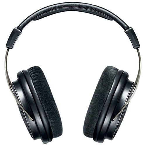 Shure SRH1840 Professional Open Back Headphones (Black): Musical Instruments