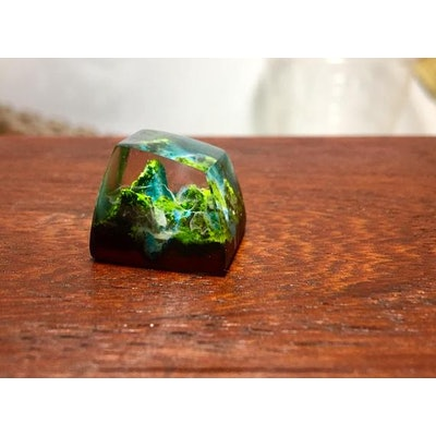 Keycap Artisan  Mysterious Fores
