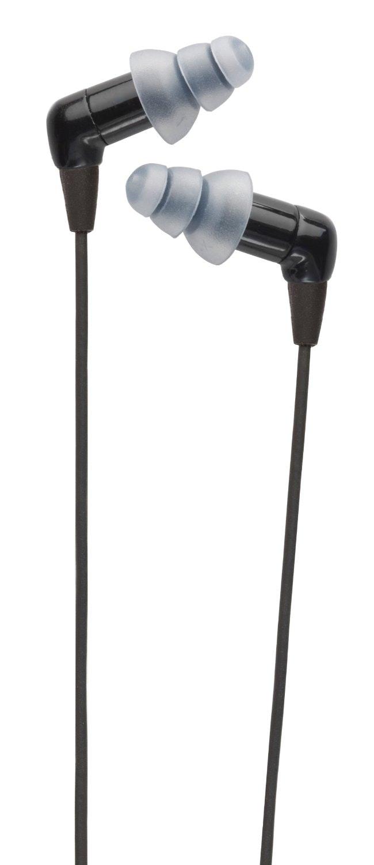 Etymotic Research EREK-5-BLACK EtyKids Safe-Listening Headset- Black