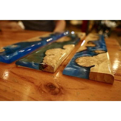 Archipelago Resin & Wood Wrist Rests