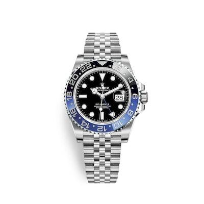 Rolex GMT-Master II Watch: Oystersteel – M126710BLNR-0002