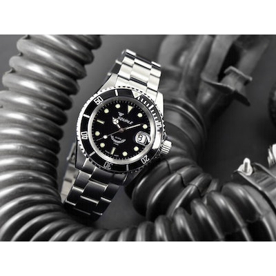 Squale Watches - 20 ATMOS Classic - 1545 - SEL Bracelet - MK2