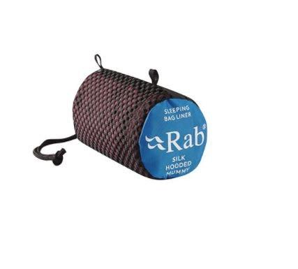 Sleeping Bag Liner - Hooded - Silk   Rab®