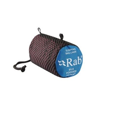 Sleeping Bag Liner - Hooded - Silk | Rab®