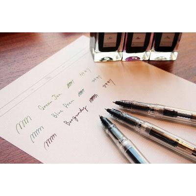 Kakimori Refillable Rollerball Pen