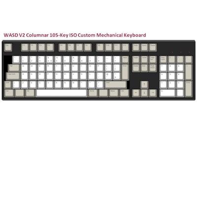 WASD V2 Columnar 105-key
