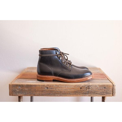 Diesel Boot Black/Natural Chromexcel - Grant Stone