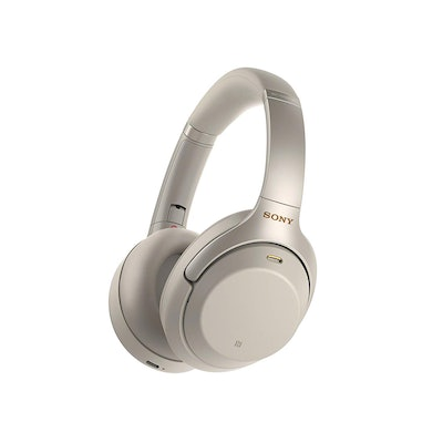 Sony WH1000XM3/S Wireless Industry Leading Noise Canceling Over Ear Headphones,