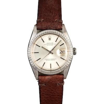 Men's Rolex Datejust 1603 Stainless Steel