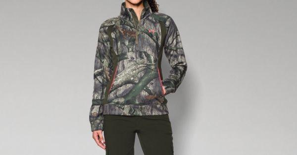 Women's UA Camo Armour® Fleece ¼ Zip | Under Armour US