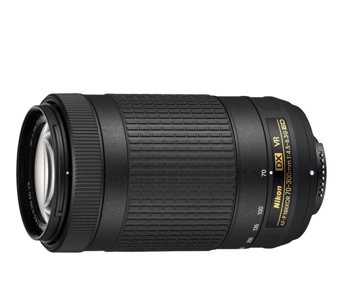 AF-P DX NIKKOR 70-300mm f/4.5-6.3G ED VR | Interchangeable Lens from Nikon