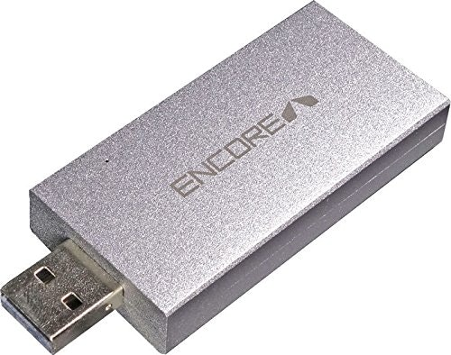 Encore mDSD USB Powered Headphone Amplifier - silver: Electronics