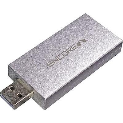 Encore mDSD USB Powered Headphone Amplifier - silver: Electronics