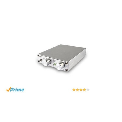 Desktop Mini USB DAC, DEAFidelity Leaf Audio DSD-2 Amanero Mini