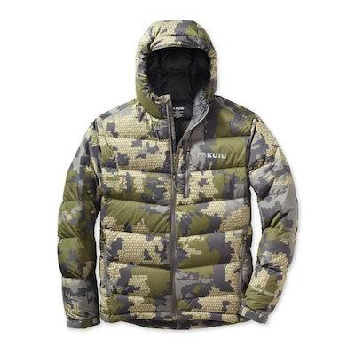 Super Down Pro Hooded Jacket - Hunting Jackets | KUIU