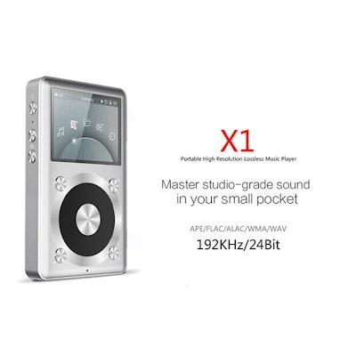 Amazon.com : FiiO X1 Gold : MP3 Players & Accessories