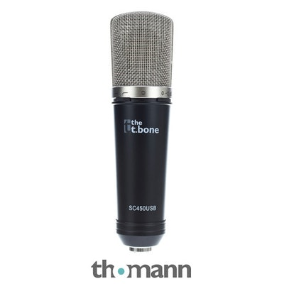 the t.bone SC450 USB