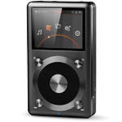 FiiO X3 (2nd Gen) Portable High Resolution Audio X3-II-BLACK B&H