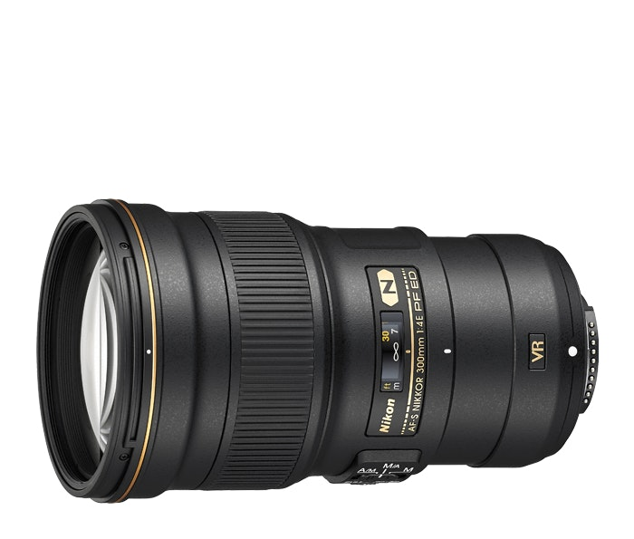 AF-S NIKKOR 300mm f/4E PF ED VR   Interchangeable Lens for Nikon DSLR Cameras