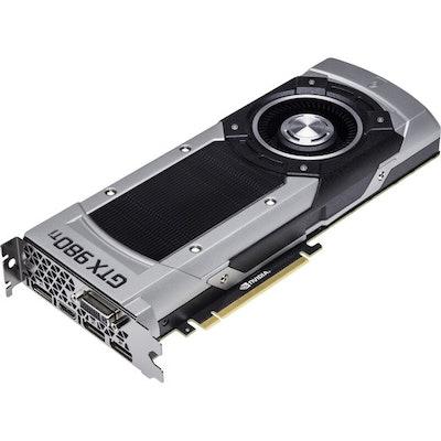 ASUS GeForce GTX 980 Ti Graphics Card GTX980TI-6GD5 B&H Photo