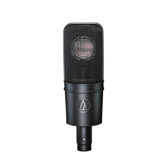AT4040 Cardioid Condenser Microphone || Audio-Technica US
