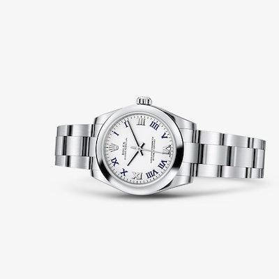Rolex Oyster Perpetual 31 Watch: 904L steel - 177200