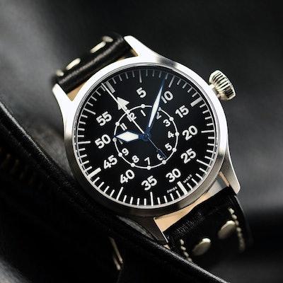 Steinhart Nav B-Uhr 44 Automatik B-Muster pilot watch