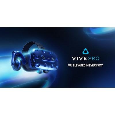 VIVE Pro | The professional-grade VR headset