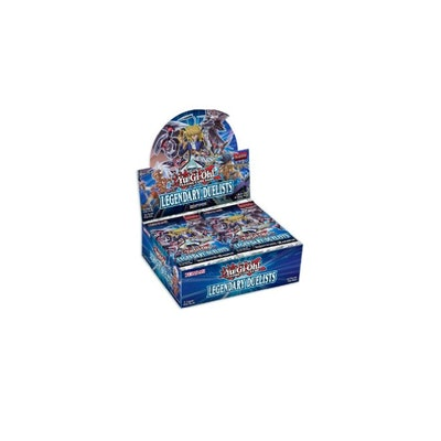 Amazon.com: Yu-Gi-Oh! CCG: Legendary Duelists Booster Display Box: Toys & Games