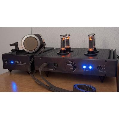 HeadAmp - Audio Electronics (Blue Hawaii SE Electrostatic Amp [BHSE])