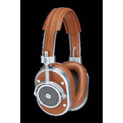 Master & Dynamic MH40 Over Ear Headphone - Brown