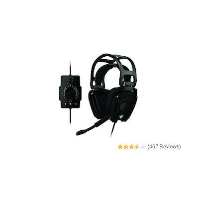 Amazon.com: Razer Tiamat Over Ear 7.1 Surround Sound PC Gaming Headset: Computer