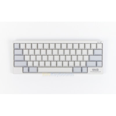 """Happy Hacking Keyboard Professional 2 Type """"S"""" - Non-printed"""