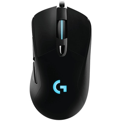 Logitech G403 Wired Programmable Gaming Mouse - en-za