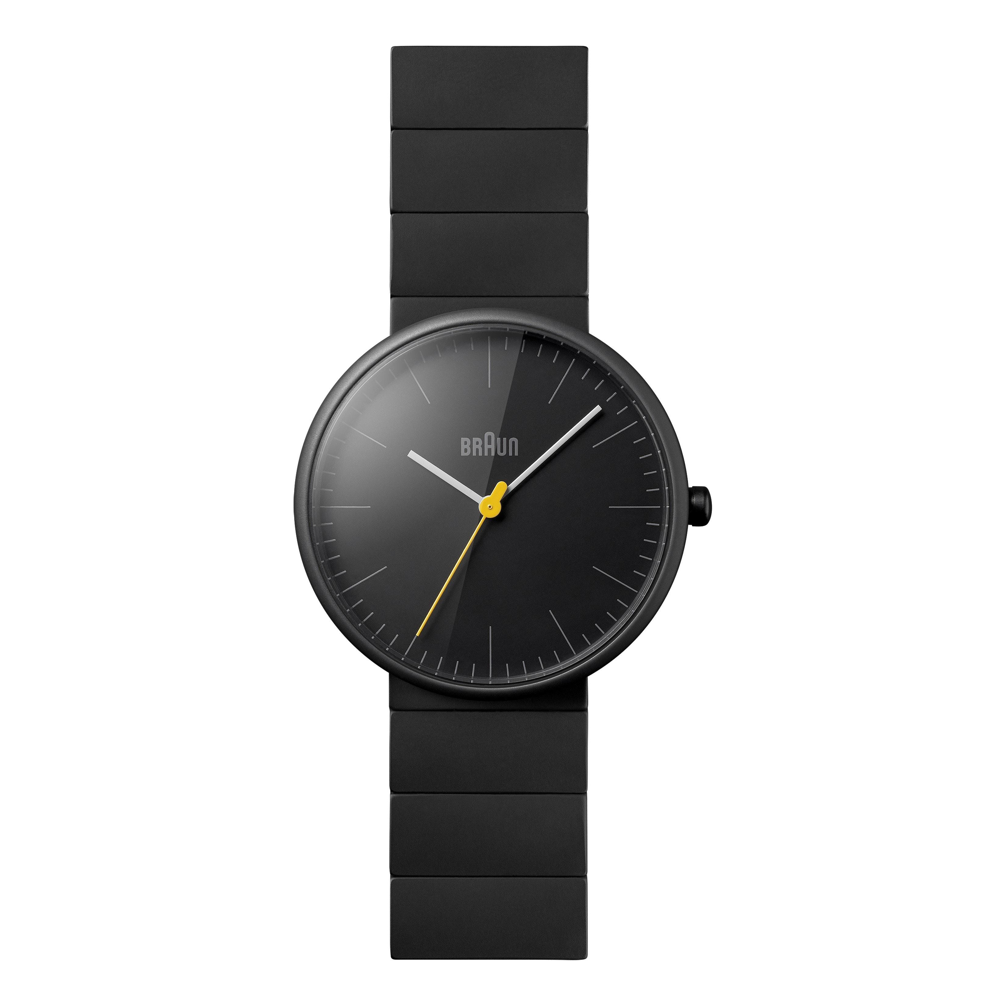 Braun Unisex BN0171 Classic Watch with Ceramic Bracelet