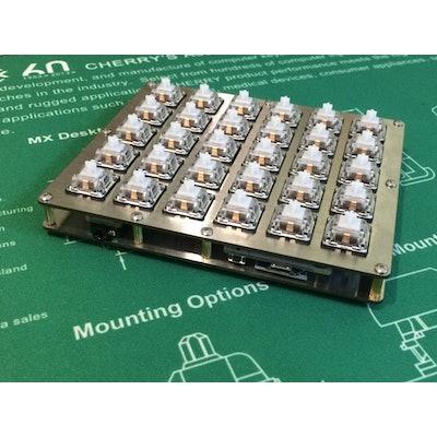 Nyquist Keyboard PCBs - 60% Split Ortholinear                  – Keebio