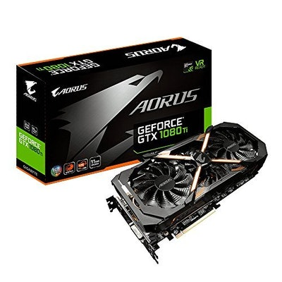 Amazon.com: Gigabyte AORUS GeForce GTX 1080 Ti 11GB Graphic Card