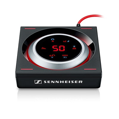 Sennheiser GSX 1000 Audio Amplifier for PC and MacSe_icons_logosSe_icons_logosSe