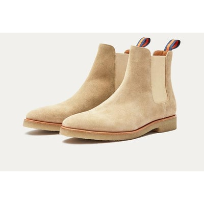 Chuck Suede Chelsea Boot | New Republic by Mark McNairy