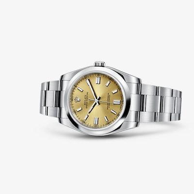 Rolex Oyster Perpetual 36 Watch: 904L steel - 116000