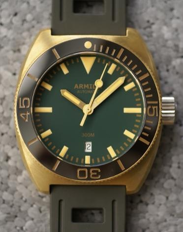 Armida A7 Brass