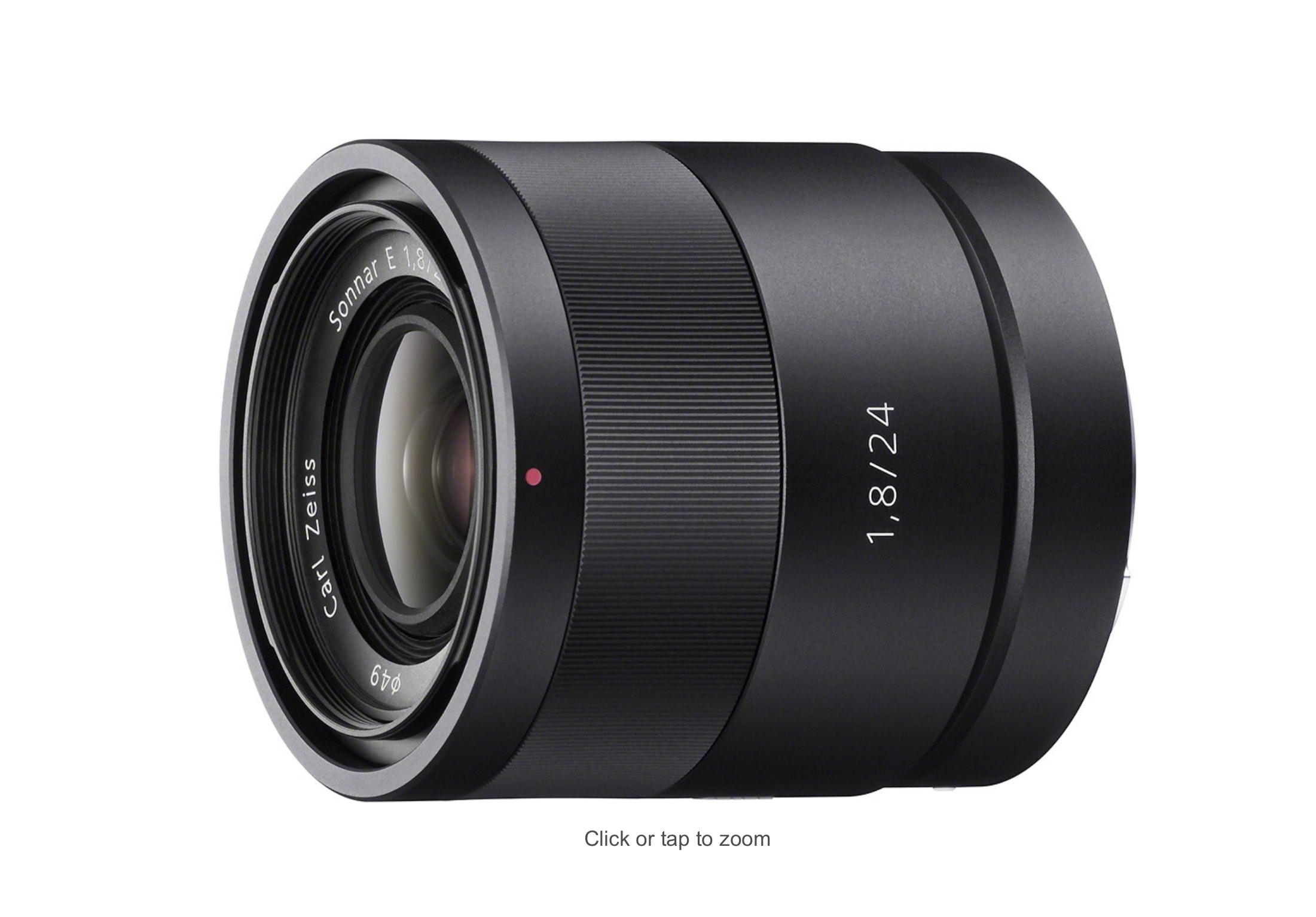 Carl Zeiss Sonnar T* E 24mm f/1.8 ZA Prime Lens