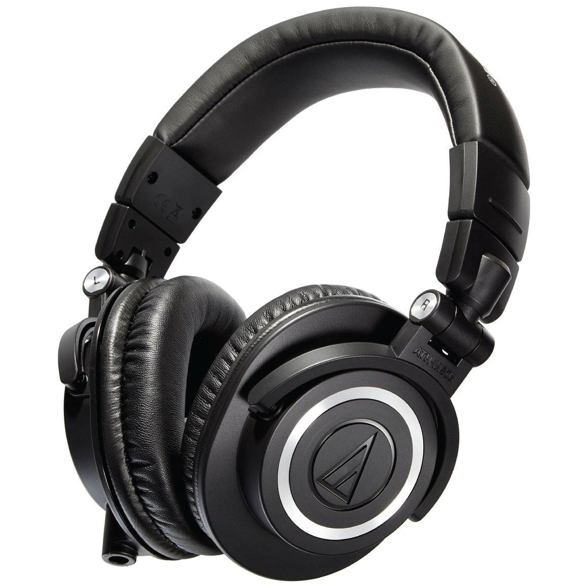 ATH-M50x Professional Monitor Headphones || Audio-Technica US