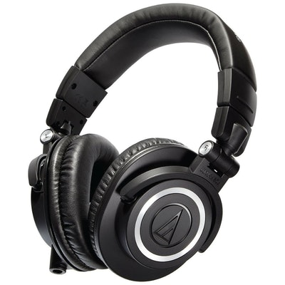ATH-M50x Professional Monitor Headphones    Audio-Technica US