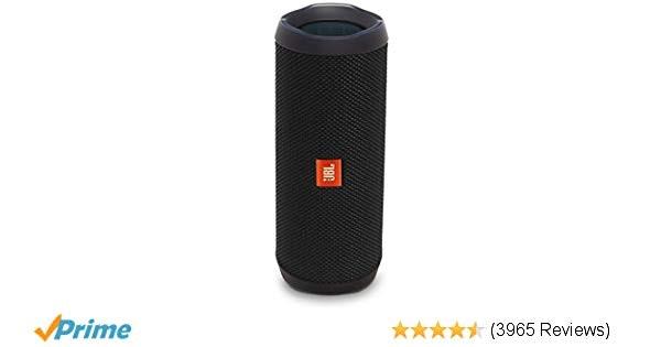 JBL Flip 4 Waterproof Portable Bluetooth Speake