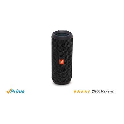 JBL Flip 4 Waterproof Portable Bluetooth Speake