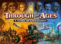Through the Ages: A Story of Civilization | Board Game